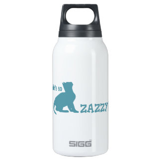 He's so Zazzy - Cat Lover Thermos Bottle