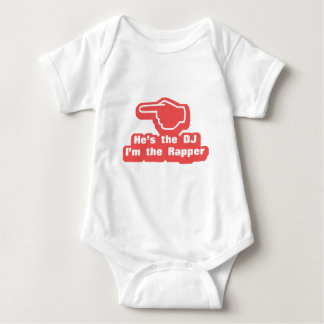 Hes the DJ Im the Rapper T-shirt