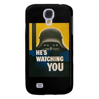 He's Watching You Samsung S4 Case