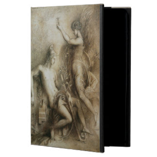 Hesiod and Muse by Gustave Moreau Case For iPad Air