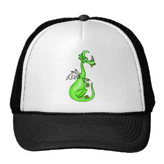 Hesitant Dragon Trucker Hat