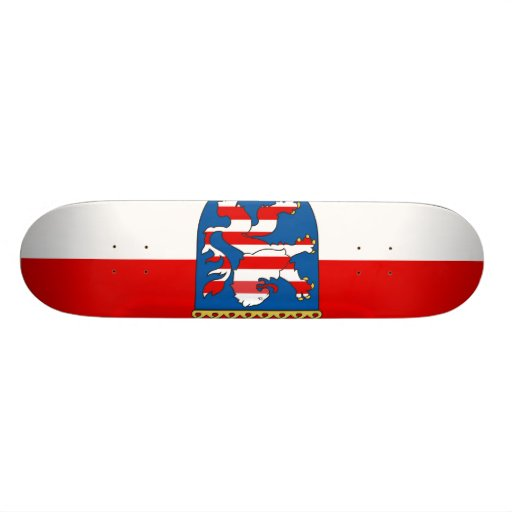 Hesse , Germany Skateboards