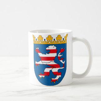 Hessen Coat of Arms Mug