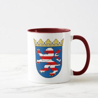Hessen - Coat OF of arm/coat of arms Coffee Mug