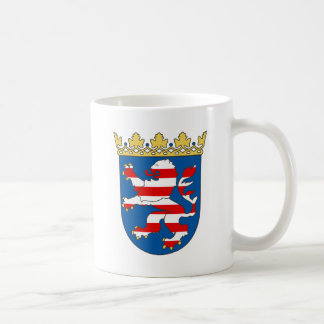 Hessen Fan Classic White Coffee Mug