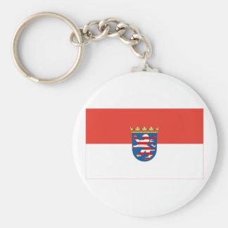 Hessen Flag Key Chains