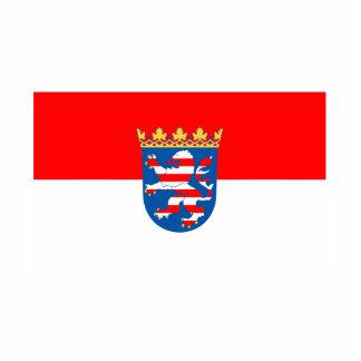 Hessen Flagge Cutout