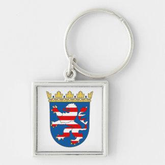 Hessen Wappen Key Chain