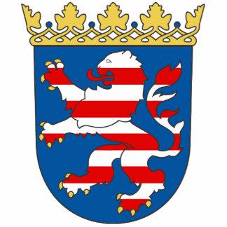 Hessen Wappen Statuette