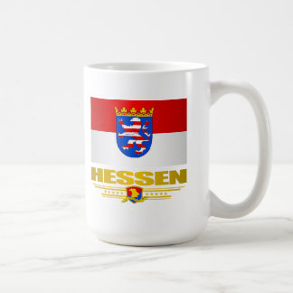 Hessian Pride Coffee Mug
