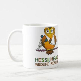 Hessilhead Owl Logo Mug
