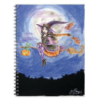 Hester and the Bats Spiral Notebooks