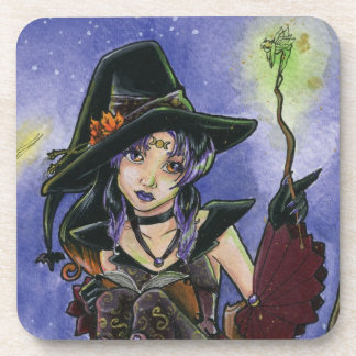 Hester and the Fairies Beverage Coasters