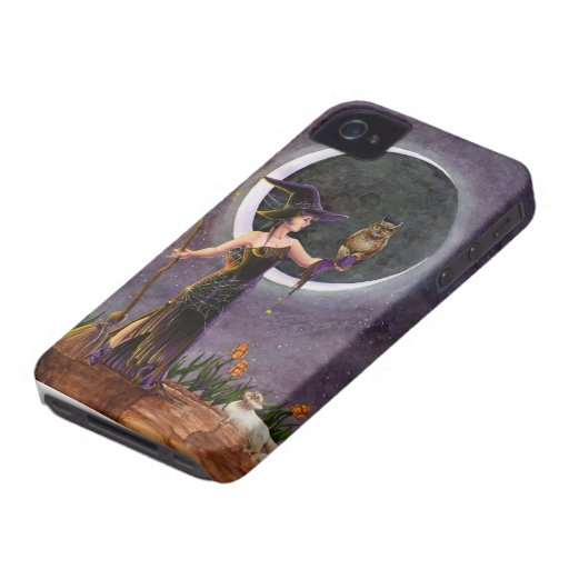 'Hester and the Owl' Blackberry Bold Case
