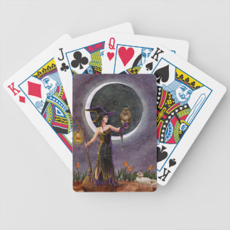 Hester and the Owl Playing Cards