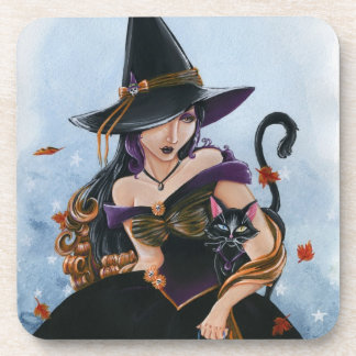Hester and Thirteen Drink Coasters