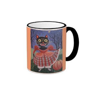 Hester Halloween Cat Mug