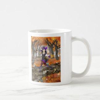 Hester s Autumn Adventure Coffee Mugs