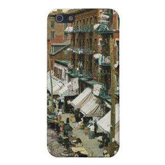 Hester Street, New York City Case For iPhone SE/5/5s