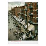 Hester Street New York Post Greeting Card