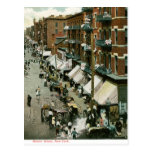 Hester Street New York Post Postcard
