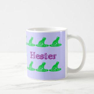 Hester Tazas De Café