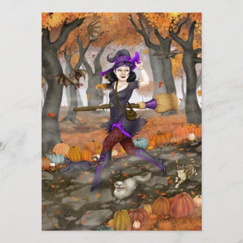 Hester's Autumn Adventure
