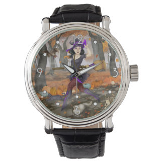 Hester's Autumn Adventure Wristwatch