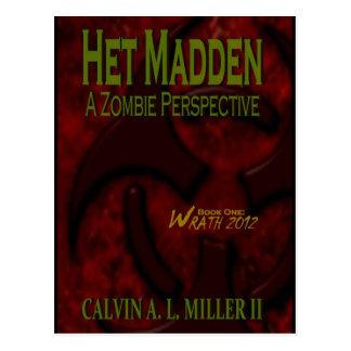 Het Madden, A Zombie Perspective. Postcard