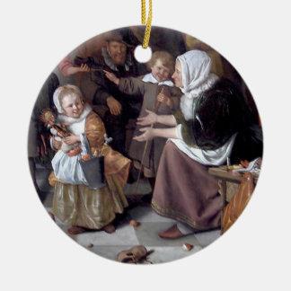 Het Sint Nicolás Feest - ornamento Adornos