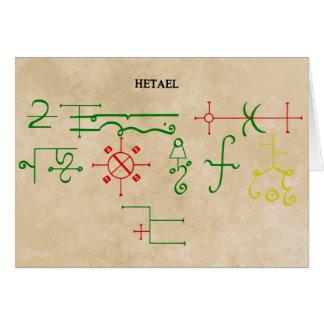 HETAEL CARDS