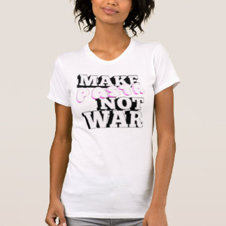Hetalia - Make Pasta Not War T Shirt