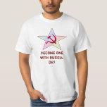 Hetalia Russia Star T Shirt