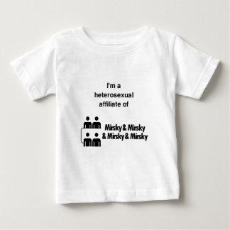 Hetero Affiliates Baby T-Shirt