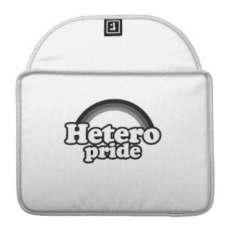 Hetero Pride Sleeve For MacBooks