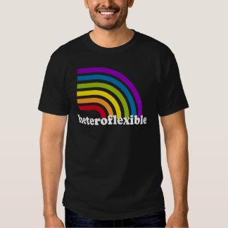 HETEROFLEXIBLE Definition T-shirt