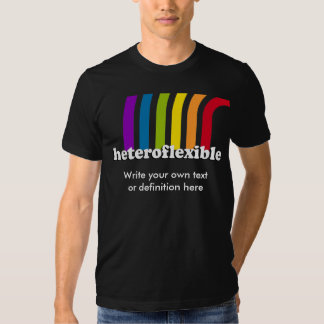 HETEROFLEXIBLE Definition Tee Shirt