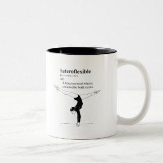 HETEROFLEXIBLE Two-Tone COFFEE MUG