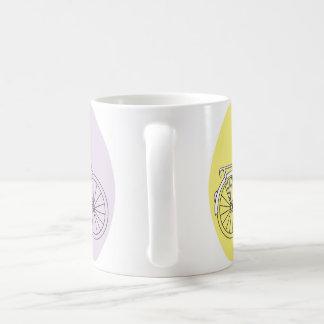 Heterosexual Bicycles Coffee Mug