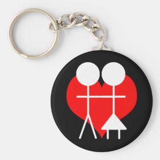 Heterosexual Keychains