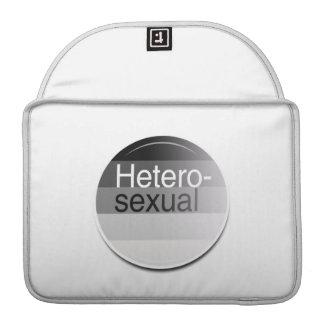 Heterosexual Label Sleeves For MacBook Pro