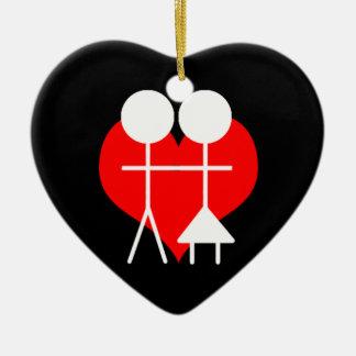 Heterosexual Ornament