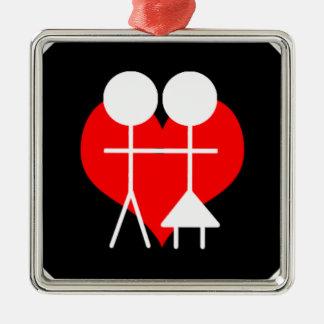 Heterosexual Ornaments