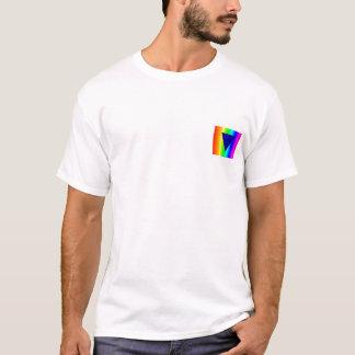 Heterosexual Rainbow T-Shirt