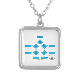 Heterotroph Flow Chart You Are Here Biology Humor Necklaces