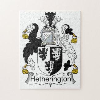 Hetherington Family Crest Puzzles
