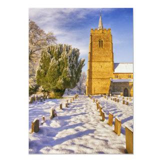 Hethersett Church, Norfolk. Card