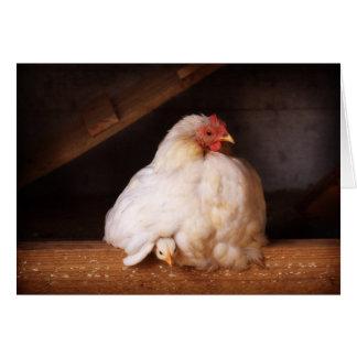 hetty&chick card