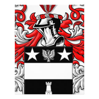 Hetzer Coat of Arms Letterhead