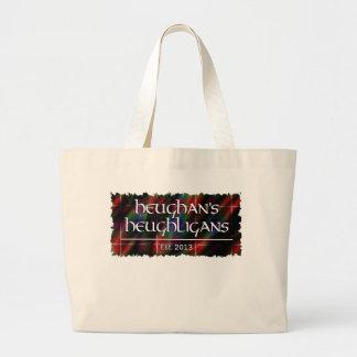 Heughligans Logo Jumbo Tote Bag